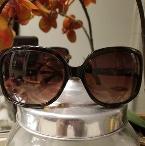 Michael Kors Women's Avila Rectangle Sunglasses